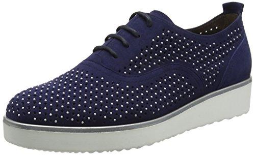Gabor Fashion, Derby Femme Bleu (blue 18)