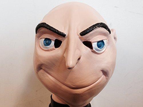 Kinder Verbrecherischen Einfach Unverbesserlich Villain Latex Gru Maske Kostüm Kinder Felonius Me Halloween Party (Für Kostüm Gru Kinder)