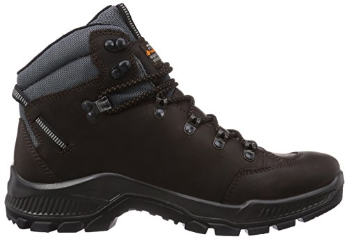 Alpina 680317, Bottines de randonnée homme Marron (Braun)