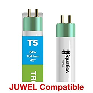 3 x iQuatics Juwel Compatible 54w Aquarium T5 Tropical – 1047mm/42″ 417URXOUdiL