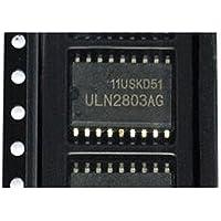5pcs ULN2803AG 8 NPN Darlington transistors