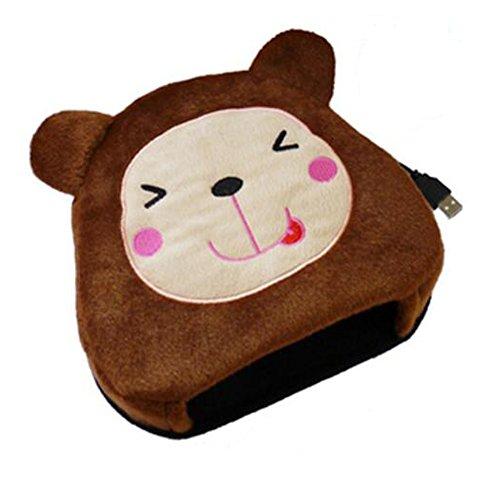 Calentador de mano USB Calentamiento almohadillas de mouse Lovely Patrón