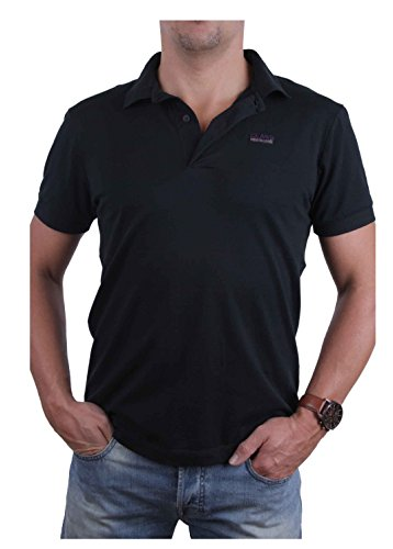 roberto-cavalli-knight-homme-logo-polo-shirt-noir-xxl