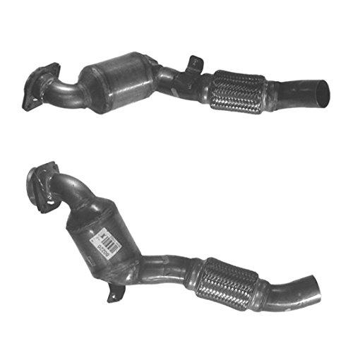 Catalyseur pour 330d 2.9 E46 XD 4X4 Turbo Diesel (M57- 1er catalyseur) - D0226
