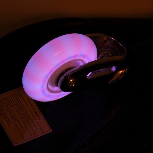 Waveboard Original Funtomia® mit ABEC-11 Lager inkl. Tasche und CD (Es stehen verschiedene Farbdesigns zur auswahl) (Amerika / Flagge Design) -