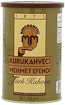 Turkish Ground Coffee Mehmet Efendi - 250g from Mehmet Efendi
