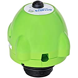 Jauge cuve fioul, fuel, mazout à ultrasons alimenté par batterie avec WIFI et application web gratuite: Proteus EcoFrog