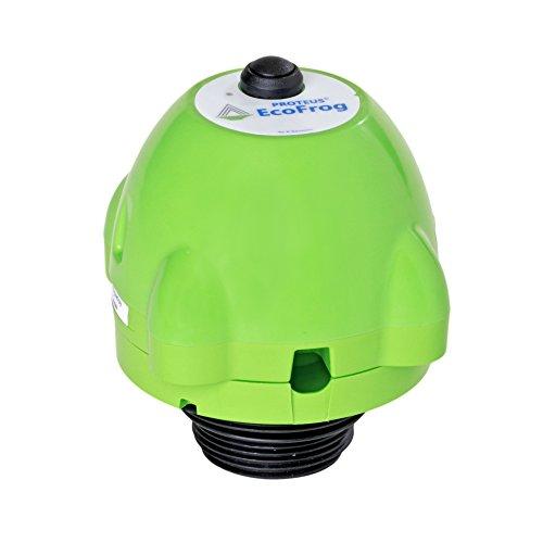 Füllstandsanzeige mit WLAN Anbindung für Heizöl-, Diesel-, Altöl- und Schmieröltanks. Batteriebetriebener Ultraschallsensor mit WLAN Modul und kostenloser Web App - Proteus EcoFrog (Heizöl)