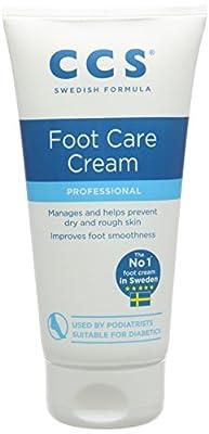 CCS Swedish Foot Cream Tube 175ml