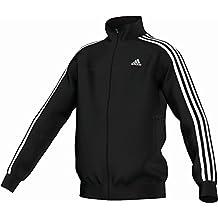 chaqueta negra adidas