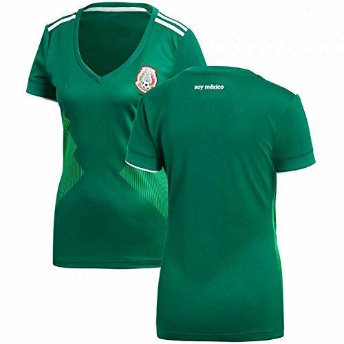 Shi18sport 2018 Fan Souvenir Die Deutsche Nationalmannschaft Trikot Mexiko Frau, Mexiko, S