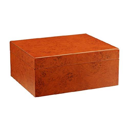 XJHDK Cigar Box Portable Zedernholz Humidor Reisen Moisturizing Box mit Befeuchter Cigar Box große Kapazitäts-Zigarre Lagerschränke