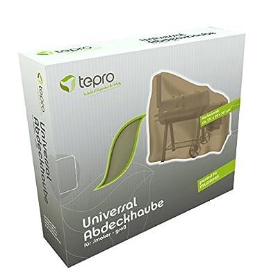 Tepro 8608 Universal Abdeckhaube für Smoker, groß