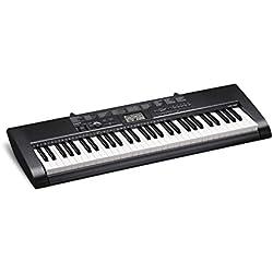 Casio CTK-1150 piano digital - Teclado electrónico (94,9 cm, 30,4 cm, 9,3 cm) Negro