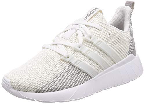 adidas Damen Questar Flow Fitnessschuhe, Mehrfarbig Ftwbla/Blanub 000, 39 1/3 EU (Schuhe Adidas Frauen)
