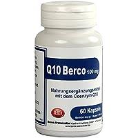 Q10 BERCO 100 mg Kapseln 60 St preisvergleich bei billige-tabletten.eu