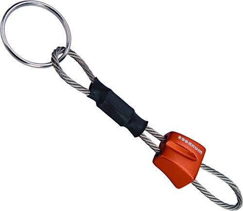 munkees 3615 Schlüsselanhänger Klemmkeil