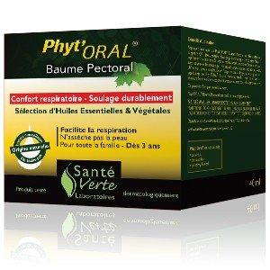 Sante Verte Phyt oral baume pectoral 50 ML