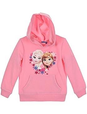 Disney Frozen Die Eiskönigin Elsa Anna (1154) - Kinder Kapuzenpullover Pullover Sweatshirt Hoody
