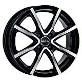 MAK MILANO 4 YOU CERCHI IN LEGA BLACK MIRROR 6,0x15 4x100