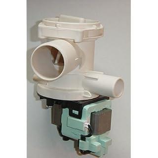 Laugenpumpe Ablaufpumpe Alternativ passend für Siemens Bosch Siwamat, Plus, Exclusive, WFF, WFK, WFM, WFS, WFT 40mm / 22mm