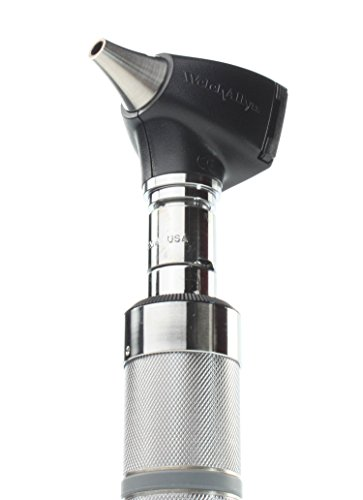 Welch Allyn 3.5V Professional Otoscope Set with C-Cell Handle by Welch Allyn