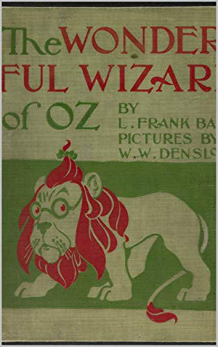 THE WONDERFUL WIZARD OF OZ (English Edition) eBook: Baum, Frank ...
