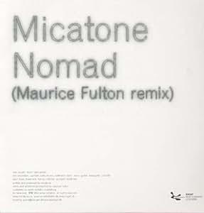 Micatone - Trouble Boy / Nomad Remixes