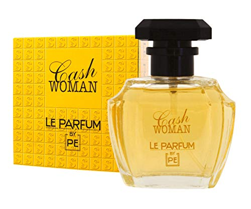 LE PARFUM DE FRANCE Cash Woman Eau de Toilette Femme 100 ml