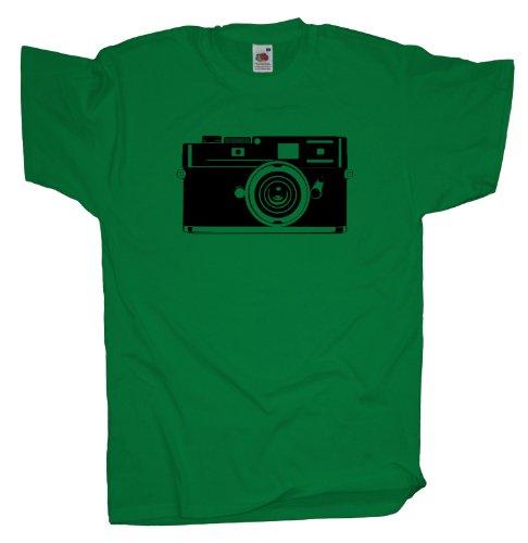 Ma2ca - Old Cam - T-Shirt Kelly