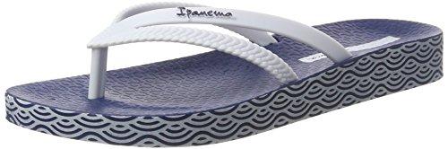 Ipanema - Ipanema Bossa Soft Fem, Infradito Donna Multicolore(Blue/White)