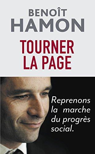 Tourner la page par Benoît Hamon