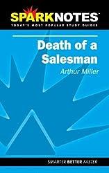Spark Notes: Death of a Salesman (Sparknotes) by Arthur Miller (2004-10-14)