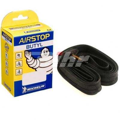 Chambre air moto Michelin 8B 4 Valve 742 (3.50-8 e 4.00-8)