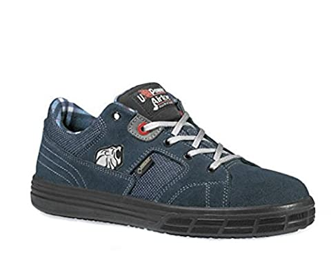 Safety Shoes Extra Strong Canvas Suede Leather Inserts Water Resistant Soung Gtx S3 SRC U-Power (6
