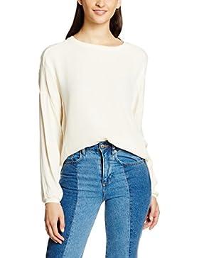 Mavi Jersey Detailed Blouse, Blusa para Mujer