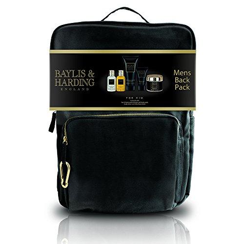 Baylis & Harding Black Pepper and Ginseng Luxury Rucksack