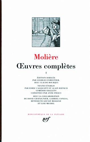 Œuvres complètes (Tome 1) par Molière