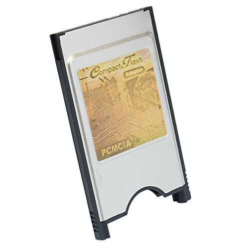 Ata-flash-speicherkarte (Pinzhi 68 Pin PCMCIA Compact Flash CF Speicherkartenleser Adapter für Laptop Notebook)
