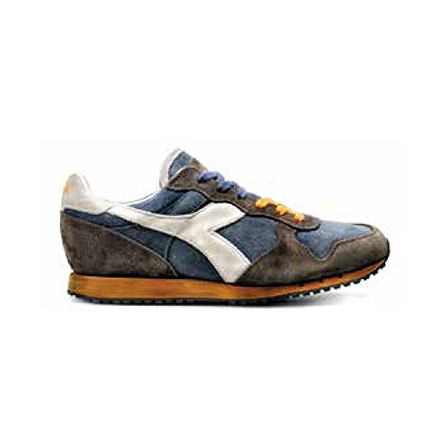 Diadora Trident S SW - Brown Turkish Coffee / Blue Denim - 42