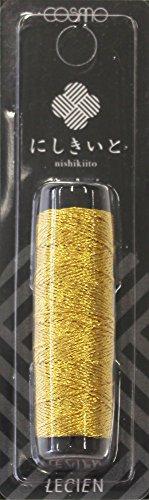 Preisvergleich Produktbild Lucian die Schwelle und die Lahmen Stickgarn col.19 Kurkuma (Curcuma) No.77