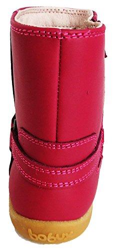 Bobux 470601, Bottes Chukka fille Rose (Pink)