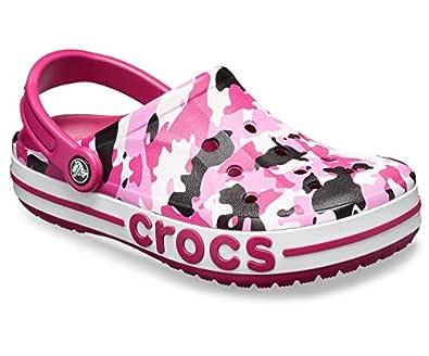 crocs Unisex's Bayaband Graphic Clog
