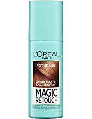 L'Oréal Paris Magic Retouch Ansatz-Kaschierspray, Rot/Braun, 1er Pack (1 x 75 ml)