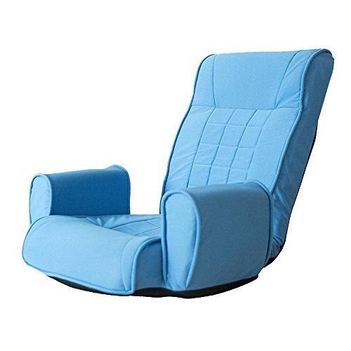L-R-S-F Liege Sofa, Einzel-japanischen Klapp-Sofa Stuhl, Balkon Lounge Stuhl, Sitz, Abnehmbare waschbar (Farbe : 1#) -