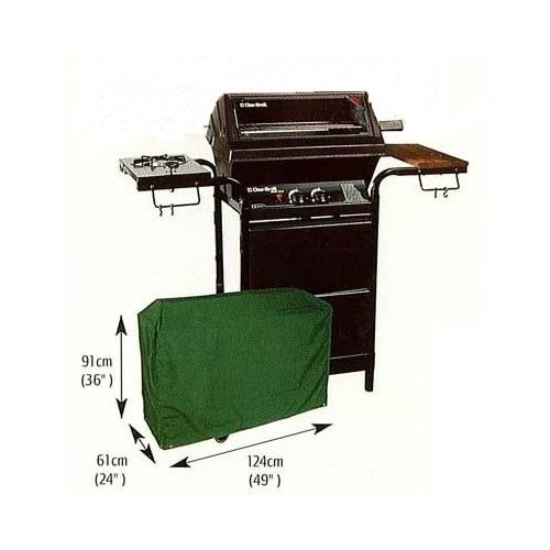 Housse pour barbecue wagon 124cm gamme confort