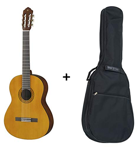 Pack Yamaha C40–Klassische Gitarre (+ Bezug)