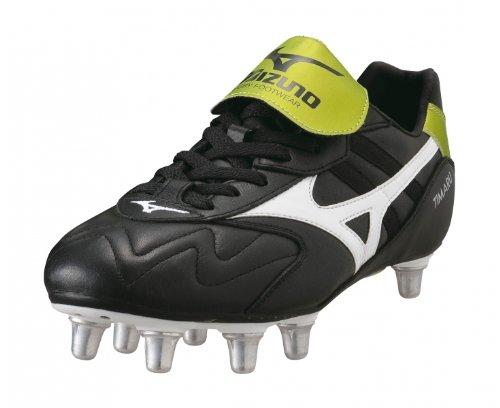 Mizuno Timaru Low Soft Ground Chaussures De Rugby Black