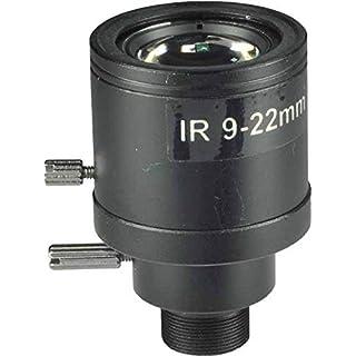 Ansice Gleitsichtobjektiv, 9–22mm, für Videoüberwachung / Überwachungskamera