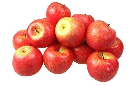 Deko (Äpfel 15 Stück, rot)